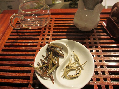 getting the most out of silver needle white tea