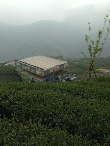 San Lin Shi Clouds & Mist
